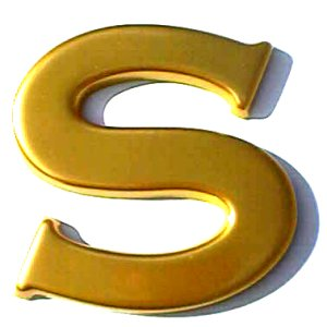 letter S lGB5t61k