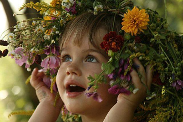 joyous child