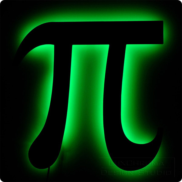 Pi Symbol Source Of Inspiration