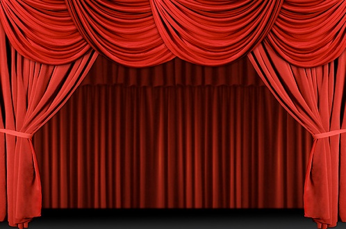 Delightful Curtains Up