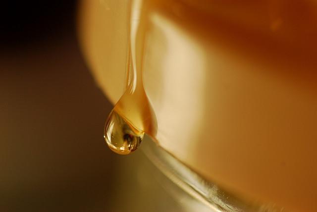 drop of honey