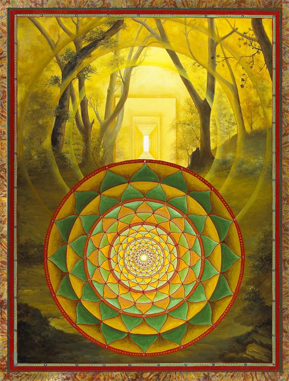 InnerLight mandala