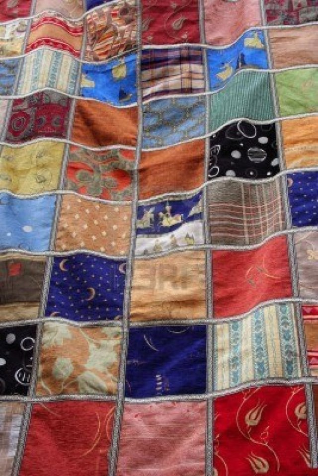 Patchwork Quilt | Source of Inspiration