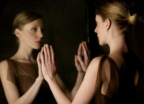 Image result for woman looking in full length mirror