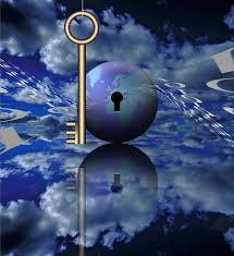 key within
