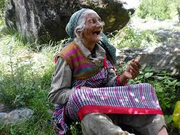 happy old woman2