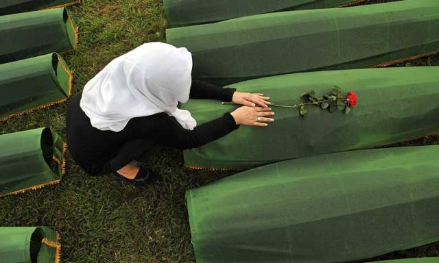 NETHERLANDS-BOSNIA-JUSTICE-UN-SREBRENICA-FILES