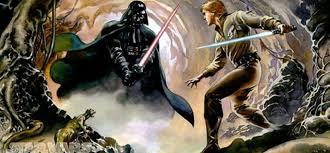 hero and villain