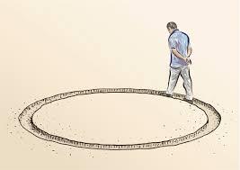 walking circle