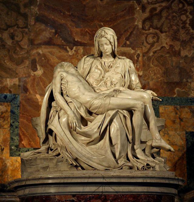 Michelangelo-pieta