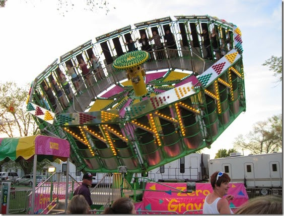 Centrifugal Force Ride