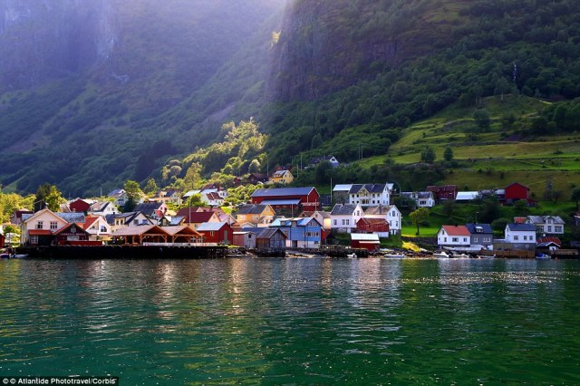 norway, Underdal