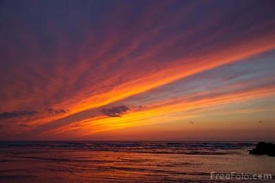 orange-and-blue-sky-over-ocean